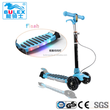 Fashion Design hot sale 3 wheel scooter kids