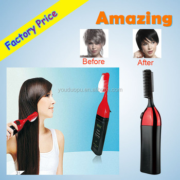 2017 Hot sales dexe black hair color comb for cheap price