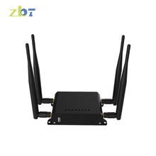 Dual band openwrt 3g 4g sim card wireless modem router
