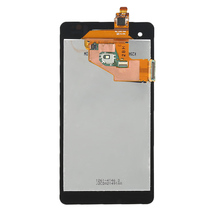 Black for Sony Xperia V LT25 LT25i LCD Display with Touch Screen Digitizer Assembly Replacement