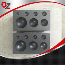 China high quality graphite die mold/mould for glass industry