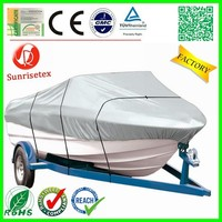 New High quality Light Fastness breathable boat cover Factory