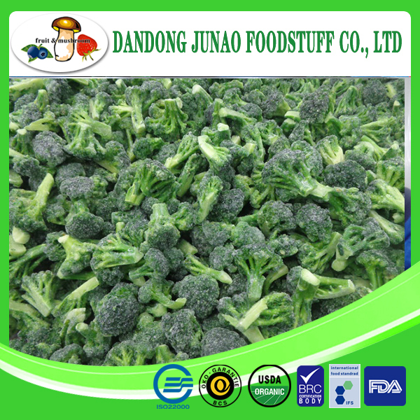 bulk frozen food & beverage iqf cauliflower