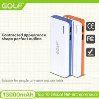 11000mAh rechargeable mobile phone charger shenzhen mobile power supply