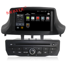 Quad core Android 7.1 Car DVD CD Player for Renault Megane 3 III Fluence 2009-2015 Car radio stereo GPS navigation