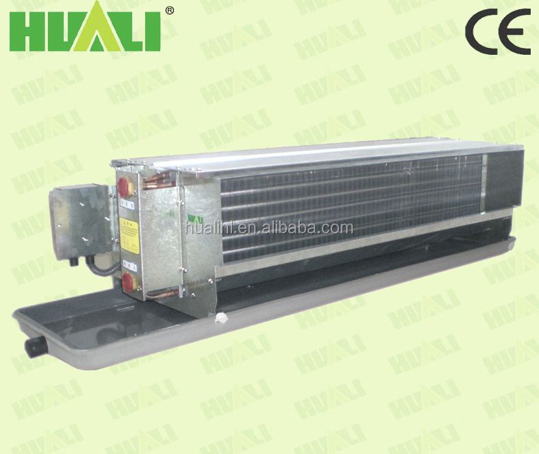 concealed fan coil for duct installation,hvac systems water heating/cooling fan coil