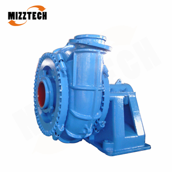 MIZZTECH Horizontal centrifugal slurry pump for mining tailings process