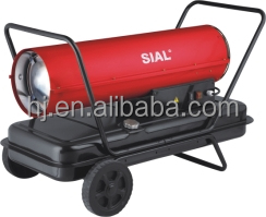 SIAL 50Kw moblile heating forced electric kerosene heater
