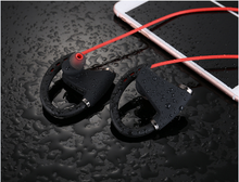 RN8 Popular lightweight handfree sport earphone in-ear wireless stereo headphone voice prompt bluetooth headset RN8