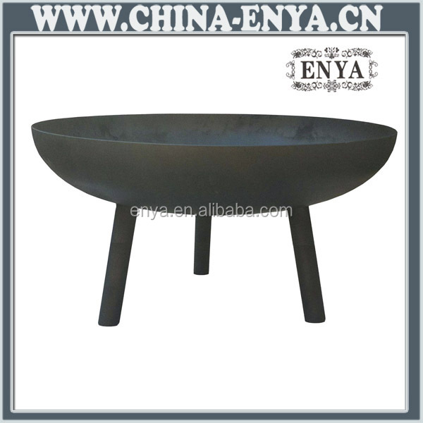 Outdoor Steel Fire Bowl