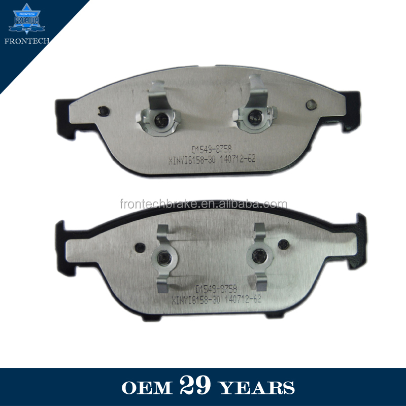 Genuine China brake pad brake systems