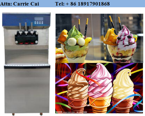 new product industrial refrigeration equipment ice cream maker