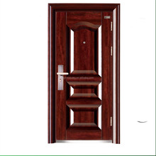 Apartment China Metal Entry Steel Doors Commercial Sectional Door Security Doors for House