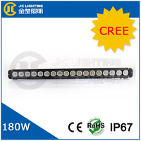 "Cheap 30"" 180W Cree LED Work Light Bar 15800lm for Offroad Pick Up Trucks SUV 4WD AWD ATV UTV Boat Jeep Van Wagon Van Camper"
