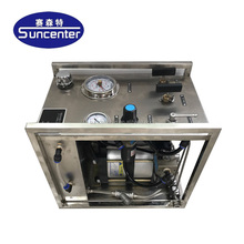 Suncenter hydraulic pressure test pump for hose/tube/pipe/valve/sensor/cylinder/guage