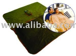"Non-Pill Polar Fleece original ""Couch Cuddler"""" Blanket"
