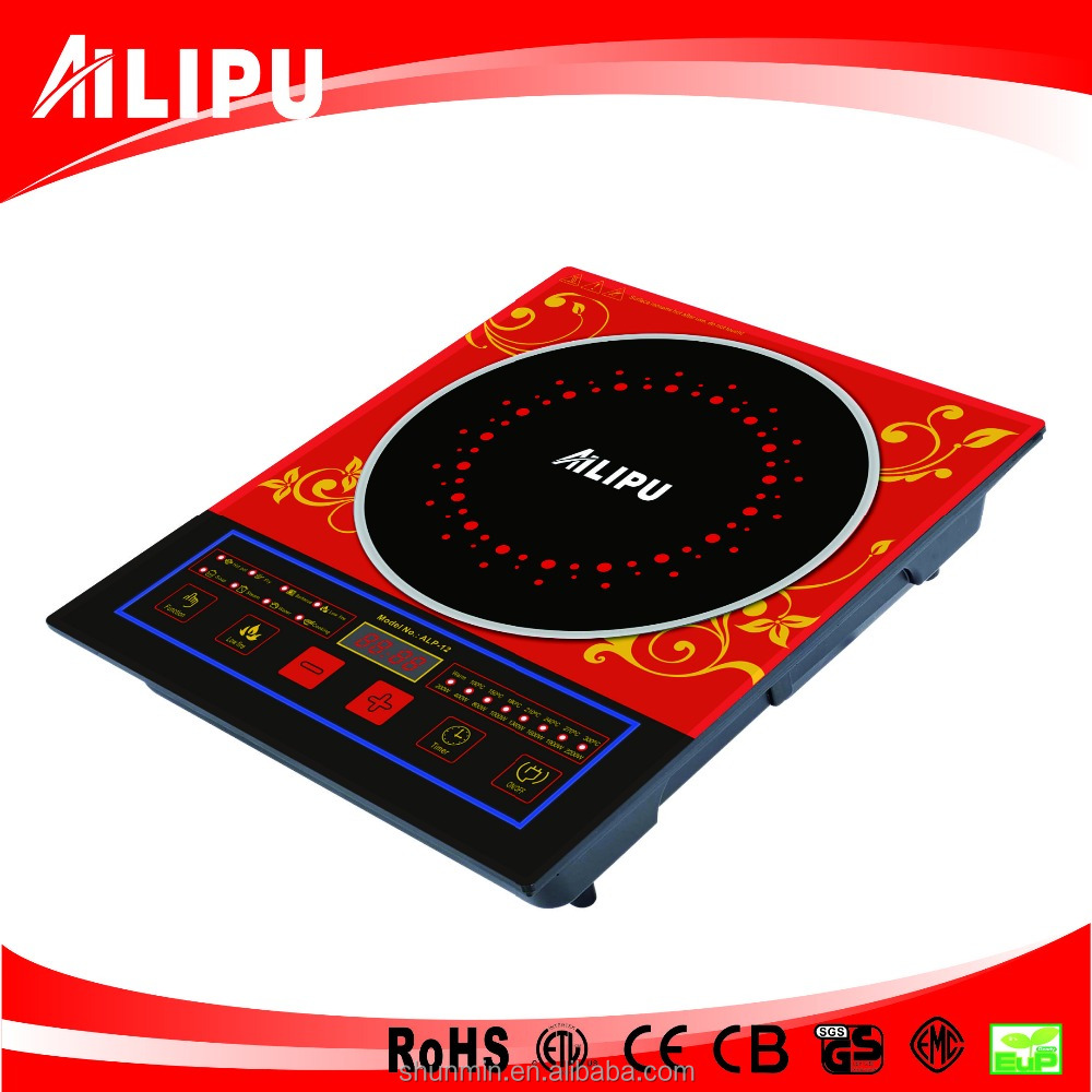 AILIPU Brand Alp-12 2200W induction cooker/electric stove with blue lighting hot selling in Turkey ,Syria ,Egypt and UAE