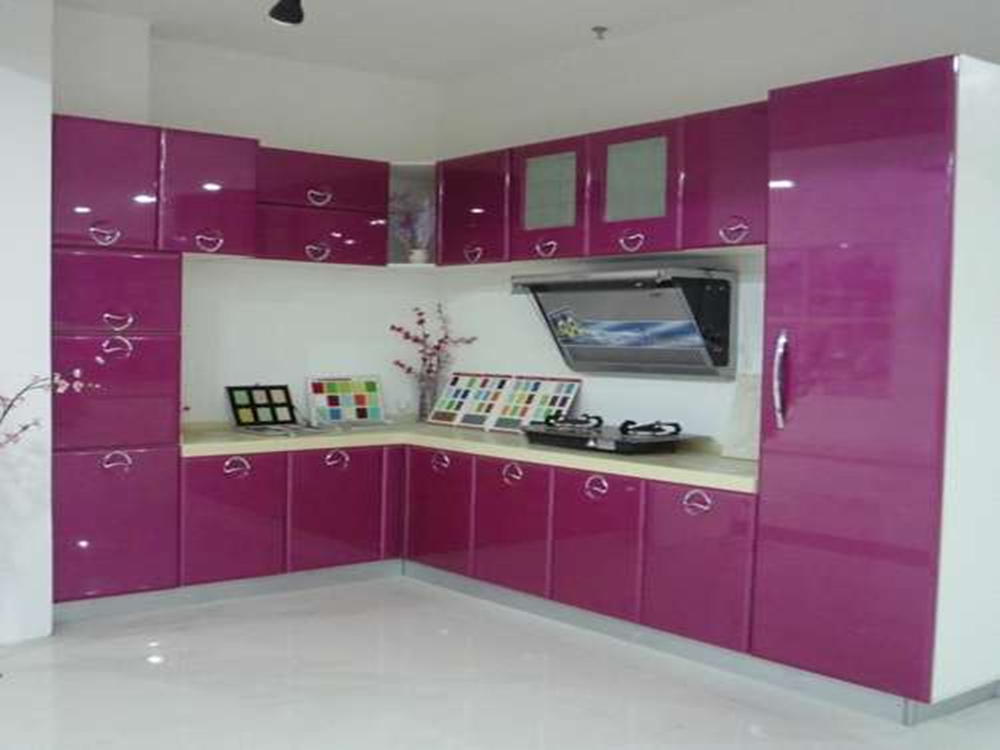 Modern design top quality lacquer mdf paint colors kitchen for Best brand of paint for kitchen cabinets with vinyl sticker sheets