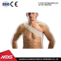 Excellent quality rubber back brace posture support