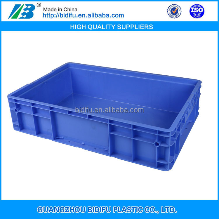 PP material plastic moving crates manufacturer plastic box in China