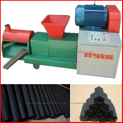 Biomass Charcoal Making Machine BBQ Charcoal