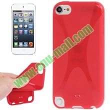 New Arrival X Line Anti-skid TPU Case for iPod Touch 5