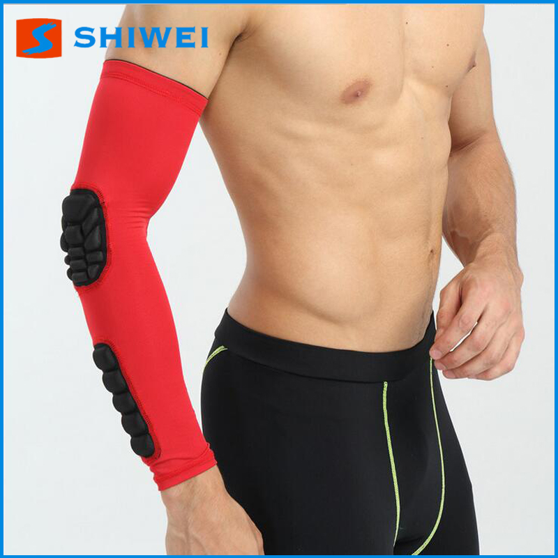 Professional Sport elbow support Best Elastic Compression Sleeve