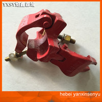 Q235 right angle coupler scaffolding part type