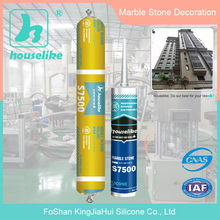 The Factory supply marble tiles neutral silicone caulks