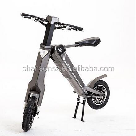 New design factory ak1 custom adult folding electric motorcycle