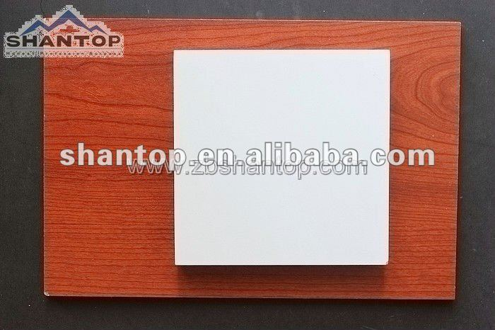 hot pressed melamine 122*244 mdf wood board
