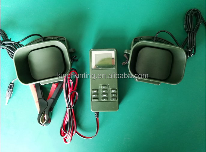 Electronic MP3 Bird Sound hunter gear