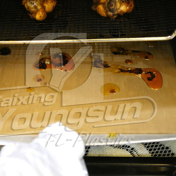 Non-stick Oven Protector Liner for Gas Oven