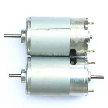 High torque low noise for electric tools home appliance dc for Low noise dc motor