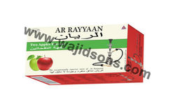 AR RAYYAAN Two Apple Top Flavors Of Hookah Molasses