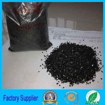 water treatment filter media anthracite coal specifications with ISO cert