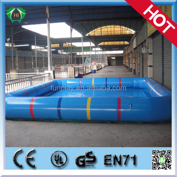 HI best discount for inflatable palm tree pool