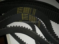 Special hot sell htd 3m rubber timing belt for sale