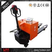 Factory Customized Hydraulic Pallet Jacks With Scale
