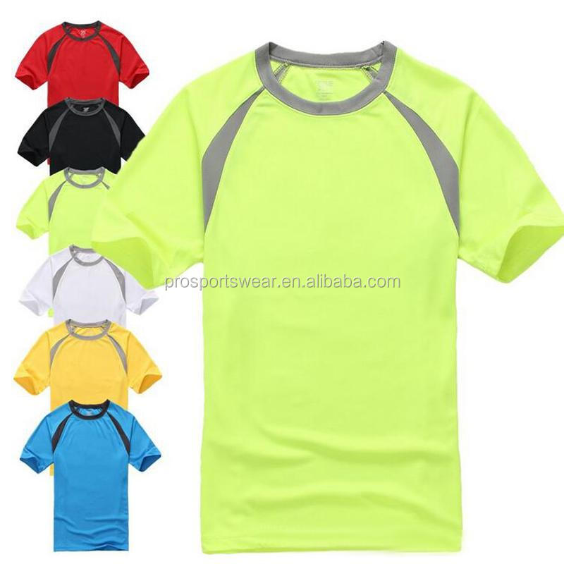 Mens fast drying clothing of men and women T-shirt short sleeve T-shirt outdoor sports Breathable Camping Hiking Tee