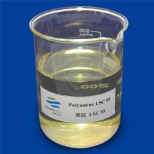 purity water Cationic color fixing agent polyamine/polydadmac
