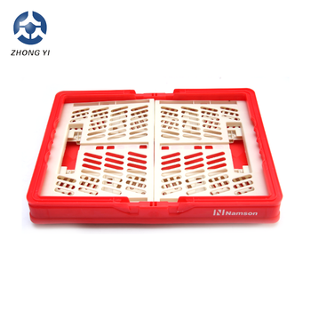 2018 Heavy-duty plastic container with Sawthtooth Lids
