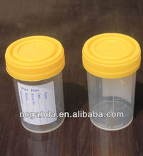 single bag lab fecal container
