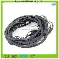 Eco-friendly material silicone rubber gasket