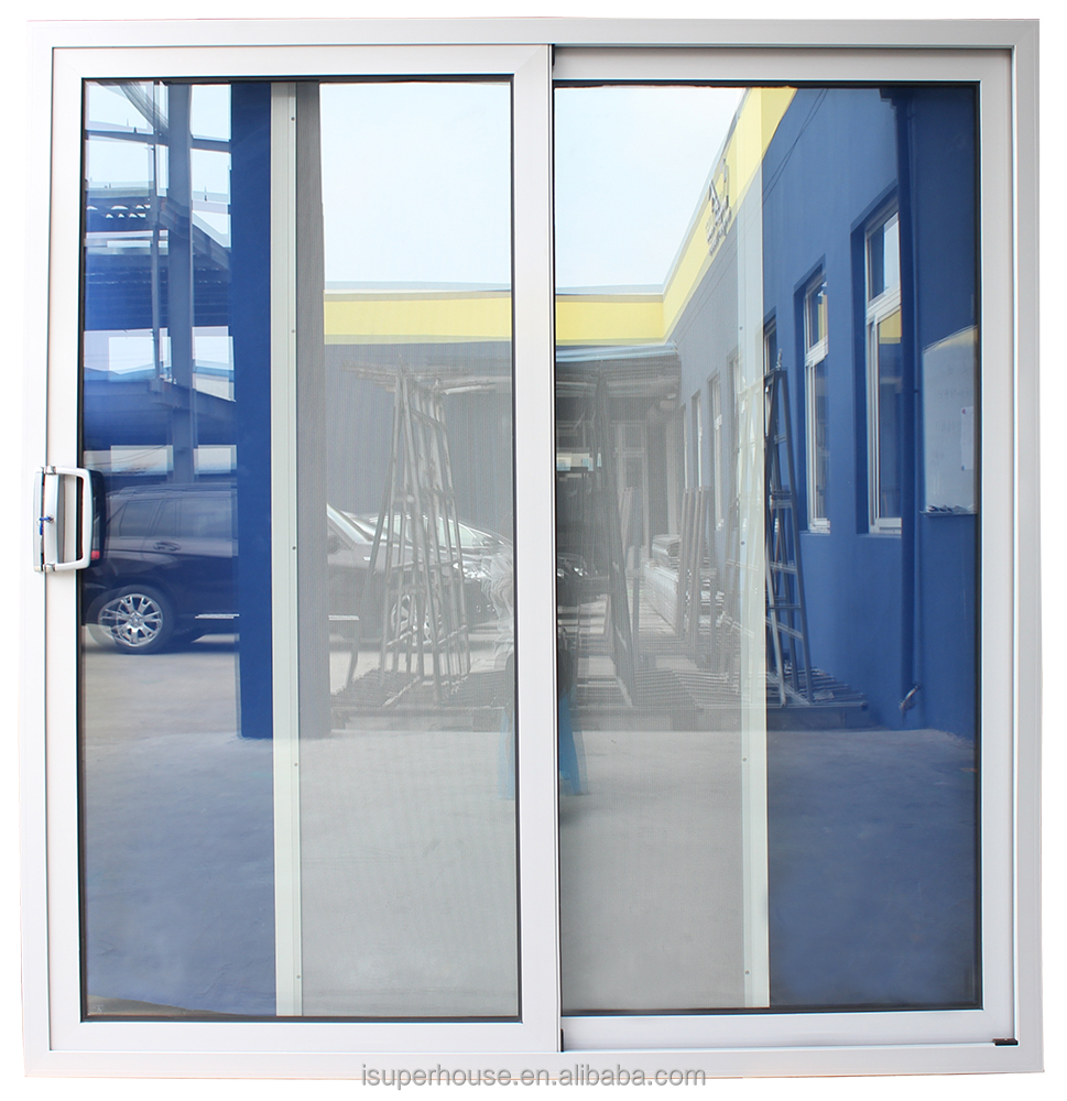 Hot sell australian standards as2047 as 2208 sound proof for Double glazed sliding patio doors
