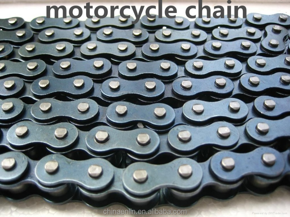 motorcycle chain 428-110L professional manufacturer