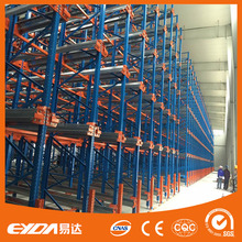 factory directly sale radio pallet shuttle rack automatic warehouse racking system