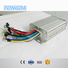 electric bike motor controller 24v 500w 12tube
