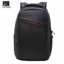 China supplier Waterproof Nylon travel bag for 14 15.6 Inch Brand Mens Backpacks Business Laptop Bag Backpack