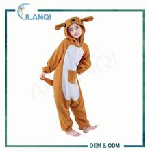 ALQ-C004 wholesale factory direct sale kids animal pajamas